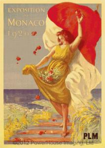 Exposition de Monaco 1920 - Leonetto Cappiello