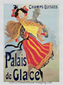 Palais de Glace - Champs-Elysees - Jules Chéret