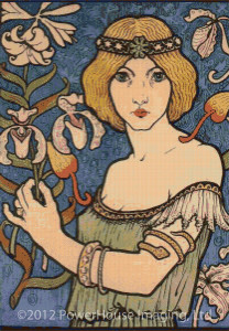 Affiche Pour le Salon des Cent - Paul Berthon